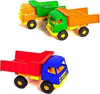 """Машинка """"Кузя""""! Іграшковий вантажівка з рухомими деталями! Самоскид іграшка для дітей!"""