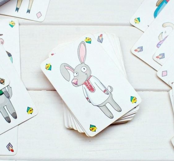 Настольная игра DoDo Базікало укр. 300100 (верю не верю) Развивающая игра для детей!