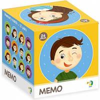 """Настольная игра DoDo Мемо """"Эмоции"""" 300144 Развивающие настольные игры для детей!"""
