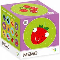 """Настольная игра DoDo Мемо """"Ягодки"""" 300143 Развивающие настольные игры для детей!"""