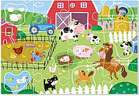 Пазл DoDo Сортер Ферма 300161 Развивающие пазлы для детей!