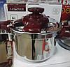 """Скороварка """"Lessner"""" (Лэснэр) 6 литров, нержавеющая сталь, фото 2"""