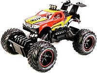 Радиоуправляемый Джип! Машинка с большими колесами на радиоуправлении гоночная для мальчика!