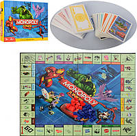 Настольная игра M 3802 Монополия, фото 1