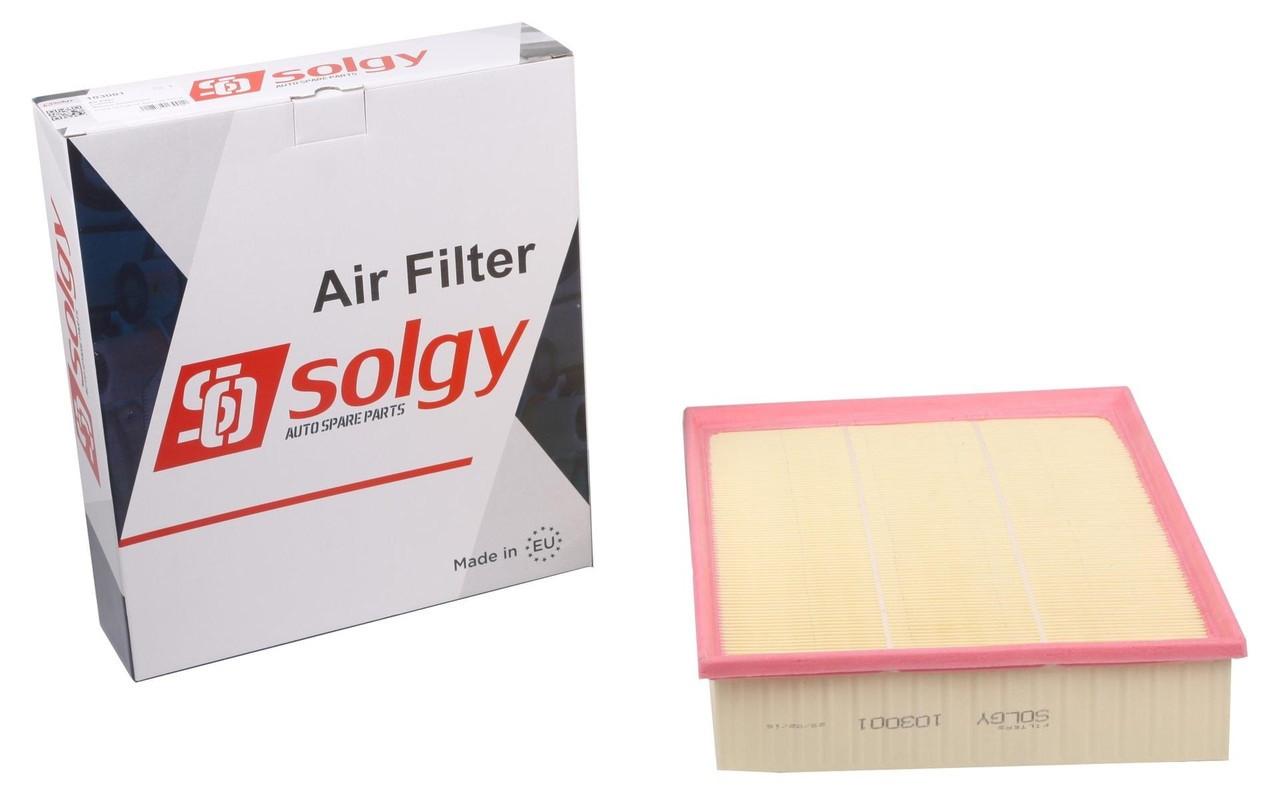 Воздушный фильтр VW LT 28-46 1996-2006  SOLGY (Испания) 103001