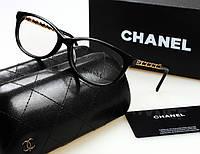 Женская оправа Chanel 3221 black