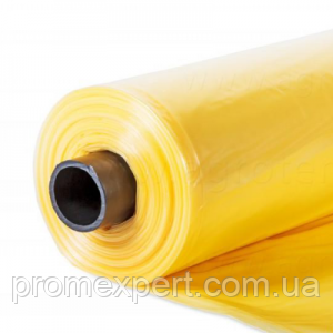 Плёнка тепличная 100 мкм 6м/50м  полиэтиленовая УФ-стабилизированная