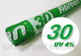 """Агроволокно """"Agreen"""" 30g/m2,БІЛЕ 3.2х100м,(Польща) СПАНБОНД"""