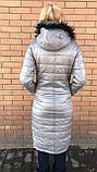 Куртка женская длинная  разм 42  (СКЛАД), фото 2