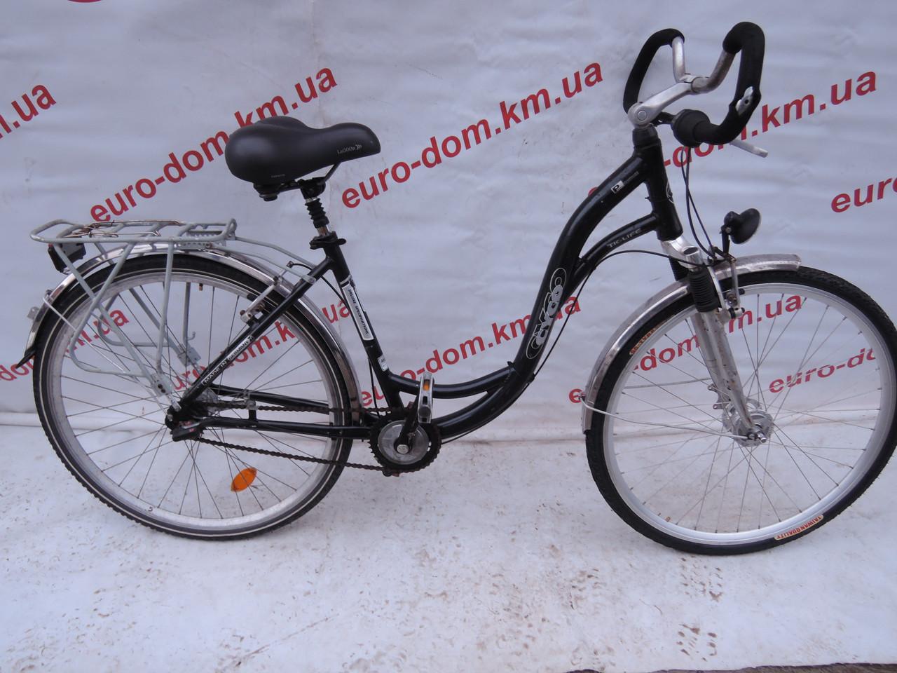 Городской велосипед Cyco 28 колеса 7 скоростей на планитарке