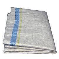 Мешок БАУЛ размер  1х1,5метров, полипропиленовый белый, фото 1