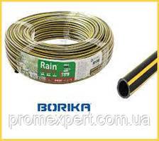 Шланг поливальний 1дюйм 50м,силіконовий БОРИКА Рейн ( BORIKA RAIN )