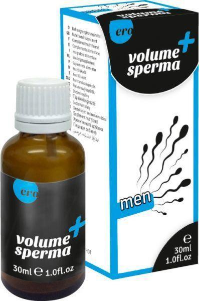 Краплі для збільшення кількості і якості сперми ERO Volume Sperma, 30 мл