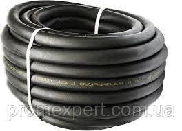 Рукав шланг 12мм ( 50м ) гумовий бензо маслостойкий газовий кисневий армований текстильної ниткою