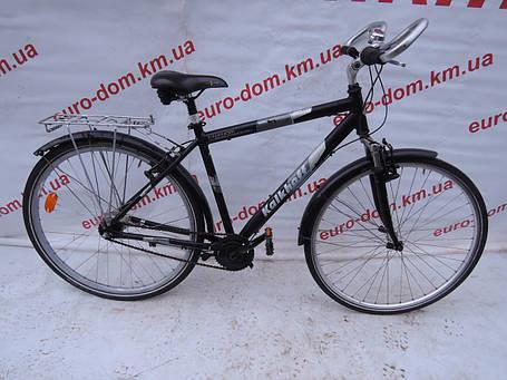Городской велосипед Kalkhoff 28 колеса 7 скоростей на планитарке, фото 2