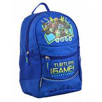 Рюкзак дитячий 1 Вересня Turtles