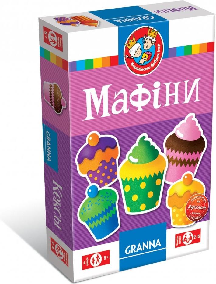 Настільна гра Granna Мафіни (82302)