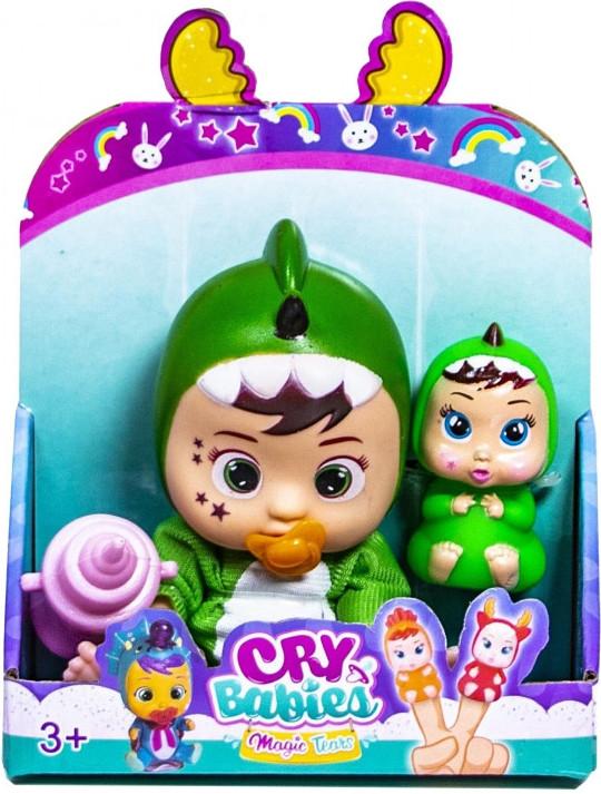 Лялька Cry Babies 633 ( 633-E (Дракончик) CRY BABIES)