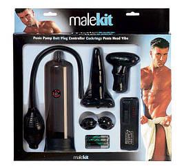 Набір для чоловіків Male Kit, BLACK
