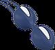 Вагінальні кульки Fun Factory SMARTBALLS DUO синій, фото 2