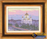Схема для вышивки бисером - Город на закате, Арт. ПБп3-003