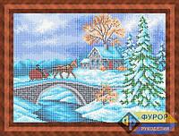 Схема для вышивки бисером - Ранняя зима, Арт. ПБп3-034