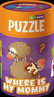 """Пазл и игра Mon Puzzle """"Где моя мама"""" 200101, фото 1"""