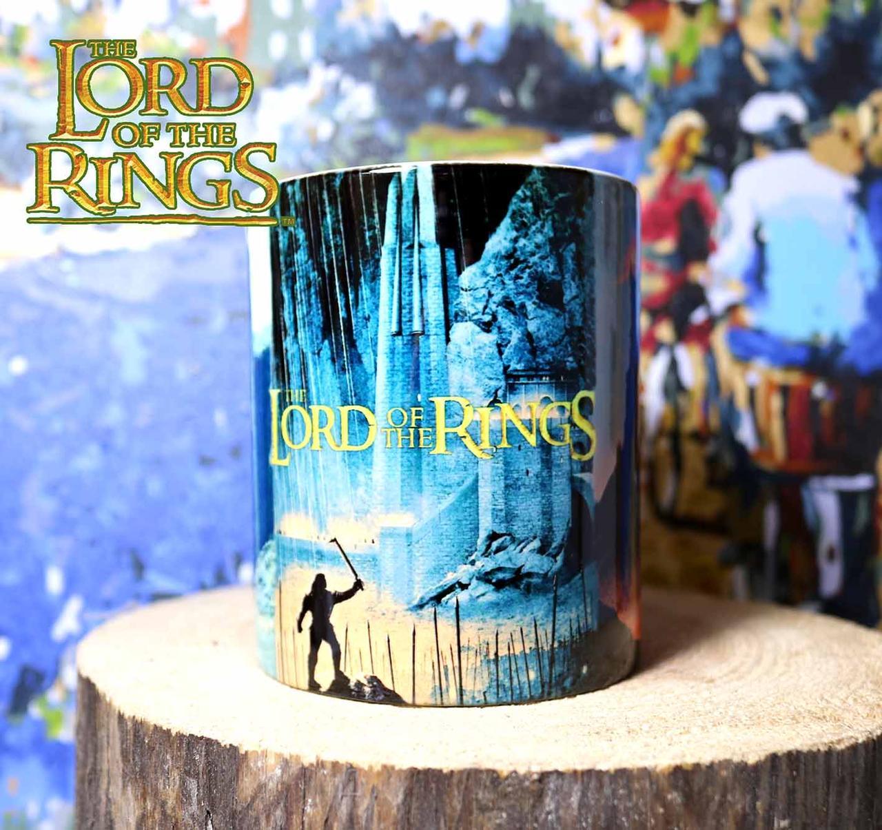 Чашка Властелин колец Столпы Аргоната / The Lord of the Rings
