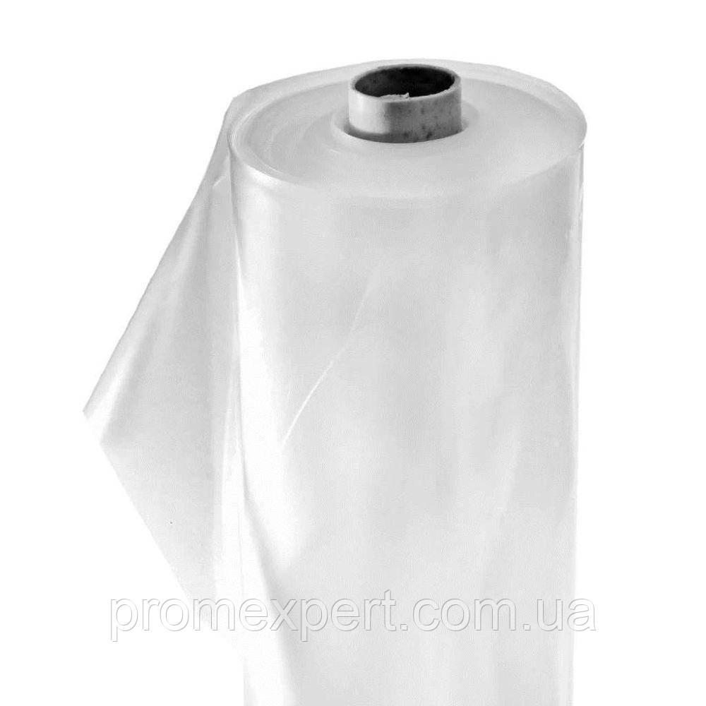 Плёнка белая тепличная, 90мкм, 3м/100м. (прозрачная, полиэтиленовая, парниковая)