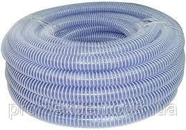 Шланг гофра 25мм ( 25м ) спирально армированный сантехнический сифонный