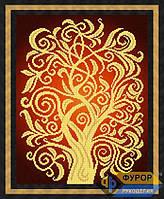Схема для вышивки бисером - Дерево изобилия, Арт. НБч3-066-1