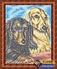 Схема для вышивки бисером - Собачья дружба, Арт. ЖБп3-072