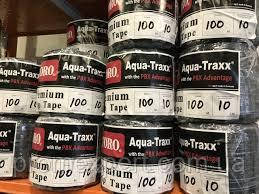 Крапельна стрічка 100м/6мм/10см, 15см, 20см, 30см, краплинний полив щілинної AguaTraxx( АкваТракс )Італія