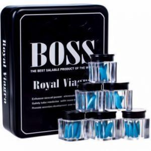 Босс Роял таблетки для потенции Boss Royal (27 таблетки)