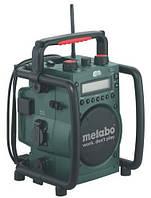 Аккумуляторный радиоприемник Metabo RC 14,4-18B (602106000), фото 1