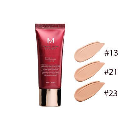 Многофункциональный бб крем Missha M Perfect Cover BB Cream 21 тон, 20 мл, фото 2