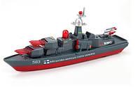 Корабль военный Технопарк со звуком и светом