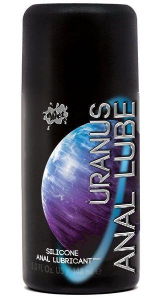 Лубрикант анальный на силиконовой основе Wet Uranus, 148 мл