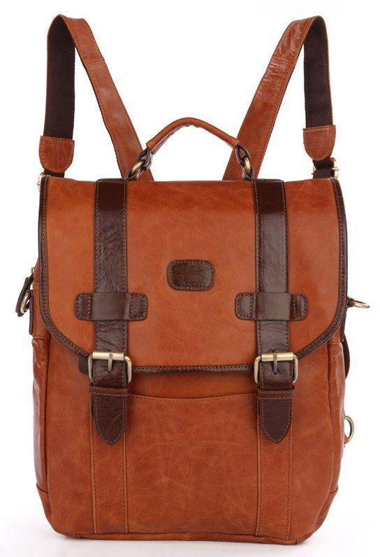 Рюкзак Vintage 14166 Коричневый
