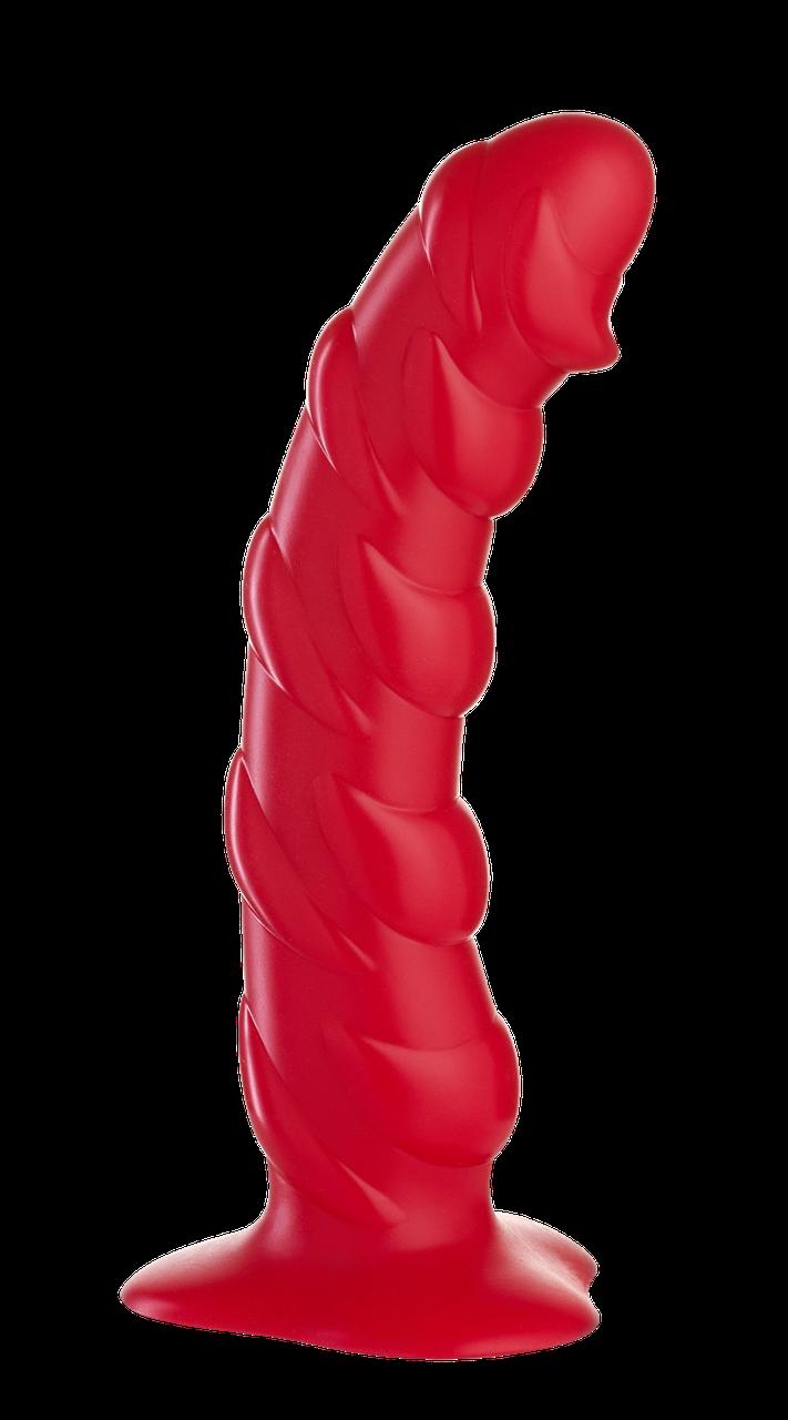 Фаллоимитатор  Fun Factory TIGER красный