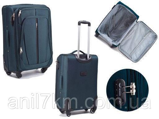 Велику валізу на чотирьох колесах 1680D