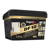 Затирка для швов Sopro DF 10 Светло-серый №16 (2,5 кг)