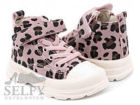 Черевики дитячі Clibee P703 pink 21-25
