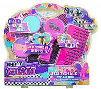 Детский набор косметики Мелки для волос | Набор аксессуары, расческа
