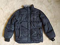 Зимова тепла куртка, курточка б/у. 140 ріст