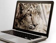"Антибликовая матовая пленка на экран ноутбука 15,6"""