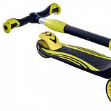 Самокат Maraton Golf В (Жовтий), фото 2