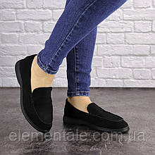 Жіночі туфлі Fashion Rusty 1630 39 розмір 24,5 см Чорний