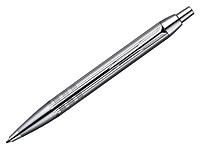 Ручка Parker шариковая IM Light Blue Grey хром 2253