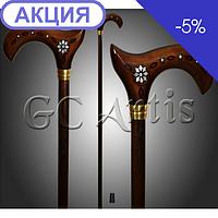 Трость Инкрустация Crook GC-Аrtis FA-InlayCR-002
